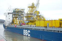 BBC units often under charter for Promaritime